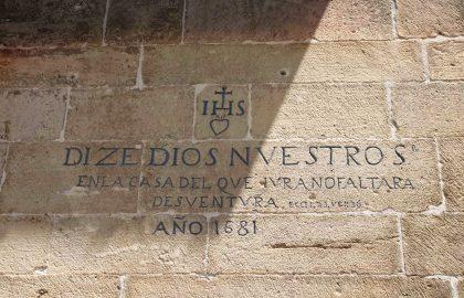 Corso di tipografia a Zaragoza (ES) / Gliglifo 2015